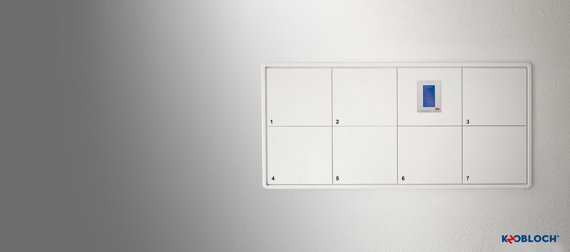 Konfigurieren Sie Ihren Wunsch Briefkasten